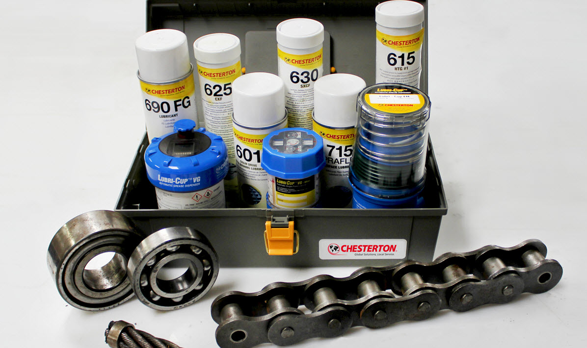 Industrial Lubricants Toolbox